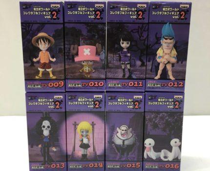 玩862 ワールドコレクタブルフィギュア ワンピース vol.2 全8種セット 未開封 ワーコレ WCF ONE PIECE