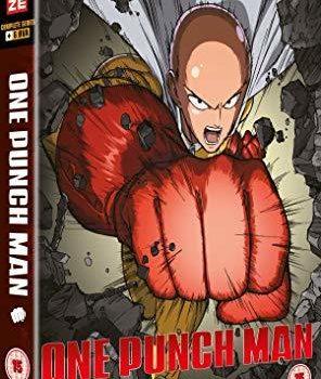 ワンパンマン ( コンプリート シリーズ 全12話 + OVA 6話 ) – One Punch Man ( Complete