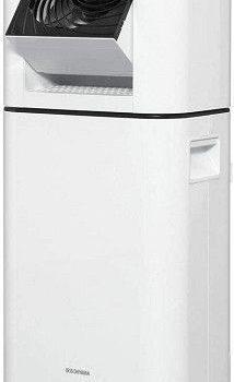 新品 (訳あり・アウトレット) アイリスオーヤマ サーキュレーター衣類乾燥除湿機 IJD-I50 ホワイト スピード乾燥 部屋干し