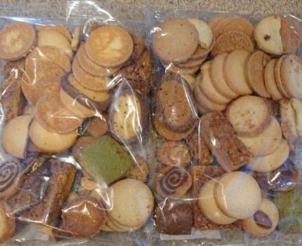 訳あり クッキー詰め合わせ 300g×2袋
