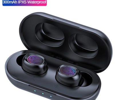 【最新型!Bluetooth5.0】BTH-239 TWS バッテリー内蔵 充電ケース付 ワイヤレス イヤホン AirPods android Apple iPhone 8 X PLUS