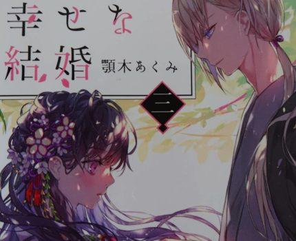 わたしの幸せな結婚 第三巻 顎木あくみ 富士見L文庫