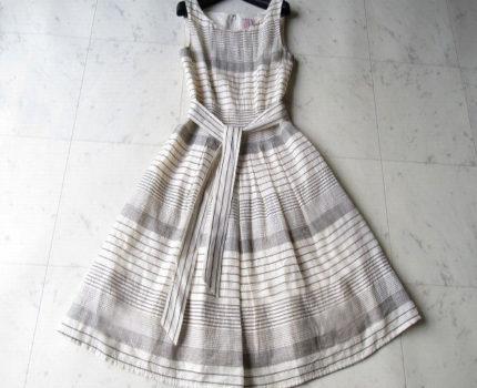 シビラ 夏の装い エレガンス さらさら ワンピース M Size