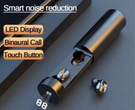 自動ペアリングBluetooth 5.0 左右分離型 イヤホン ブルートゥースイヤホン ワイヤレス 高音質 マイク ハンズフリーキット