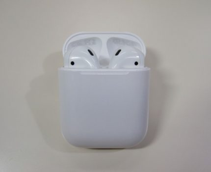 Apple アップル Air Pods エアーポッズ A1602 ワイヤレスイヤホン Bluetooth接続 MMEF2J/A 第1世代