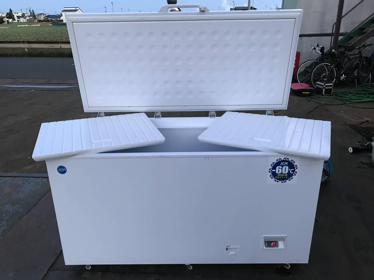 JCM 超低温冷凍ストッカー JCMCC-330 2018年製  (引取限定)