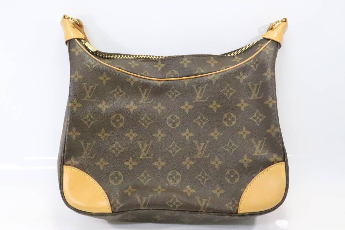 【行董】Louis Vuitton ルイヴィトン モノグラム ブーローニュ30 M51265 ショルダーバック AF247ABF72