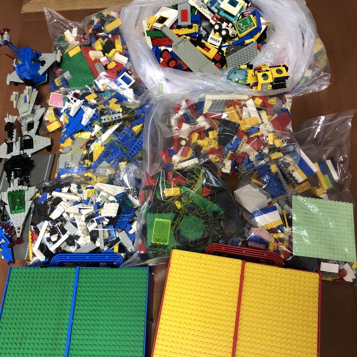 レゴ(Lego)システム スペース他 大量 パーツ 約10kg 色々まとめて出品中kg 宇宙シリーズ