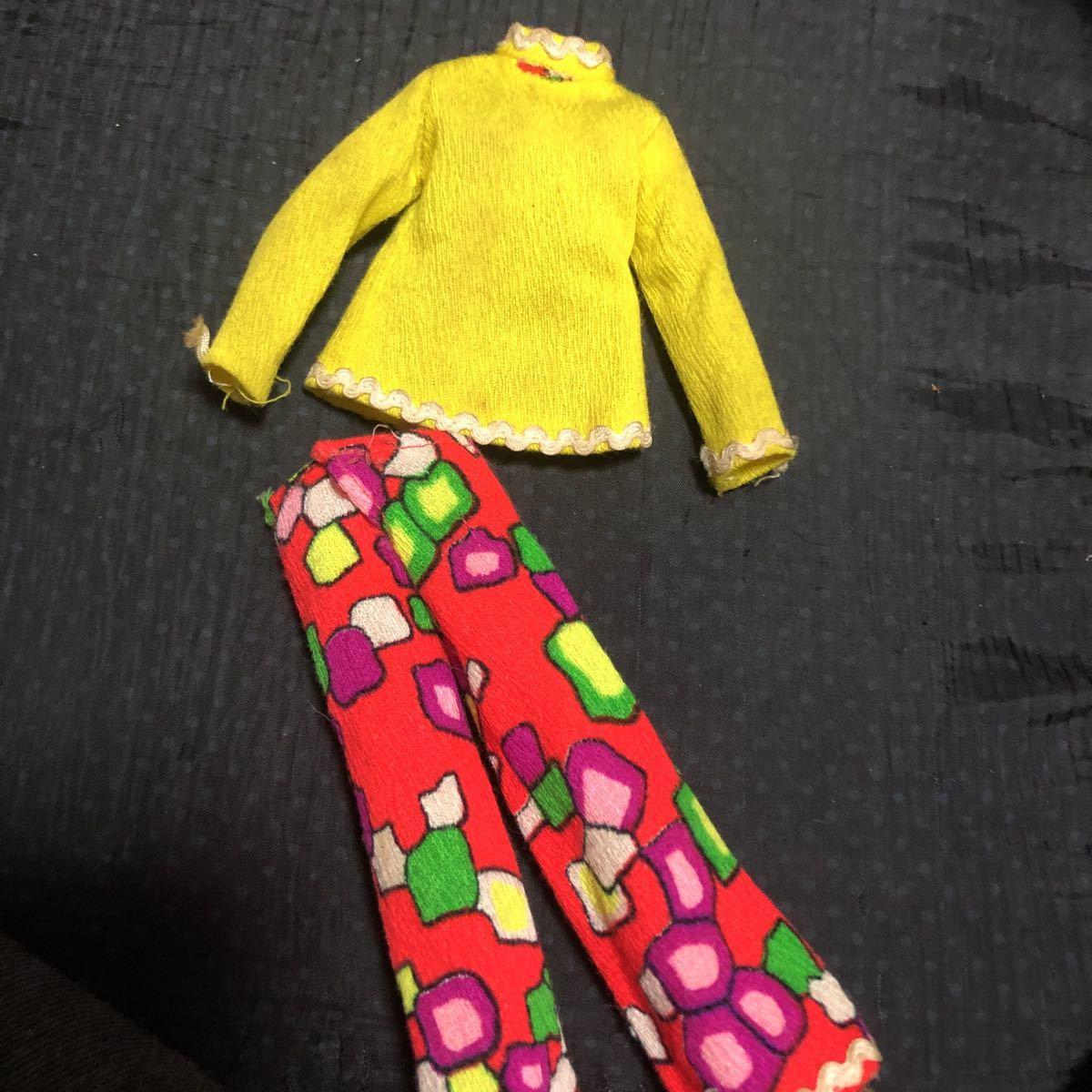 リカちゃんのお姉さん リエちゃんのお洋服? レディリカちゃん?