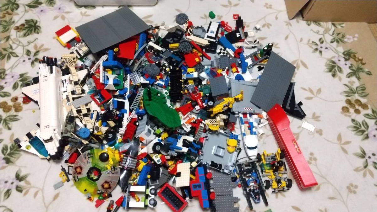 レゴ LEGO ジャンク 海賊 お城 シティ   スペースシャトル レトロレゴ など