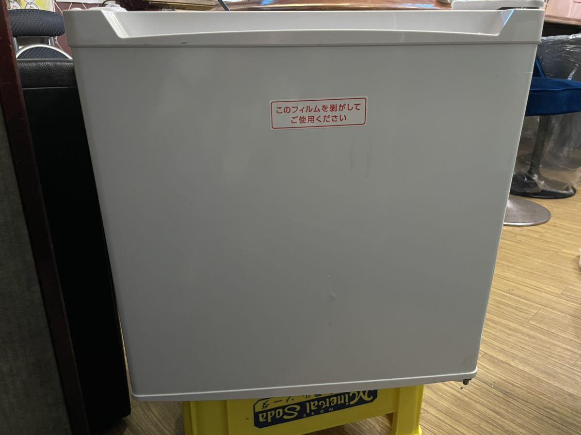 アイリスプラザ 冷凍庫 32L 1ドア 小型 前開き 家庭用 ホワイト PF-A32FD-W