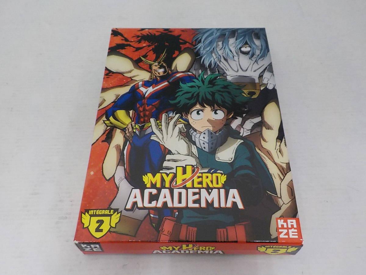 kt0720/01/05 僕のヒーローアカデミア 第2期 コンプリート DVD-BOX  輸入版