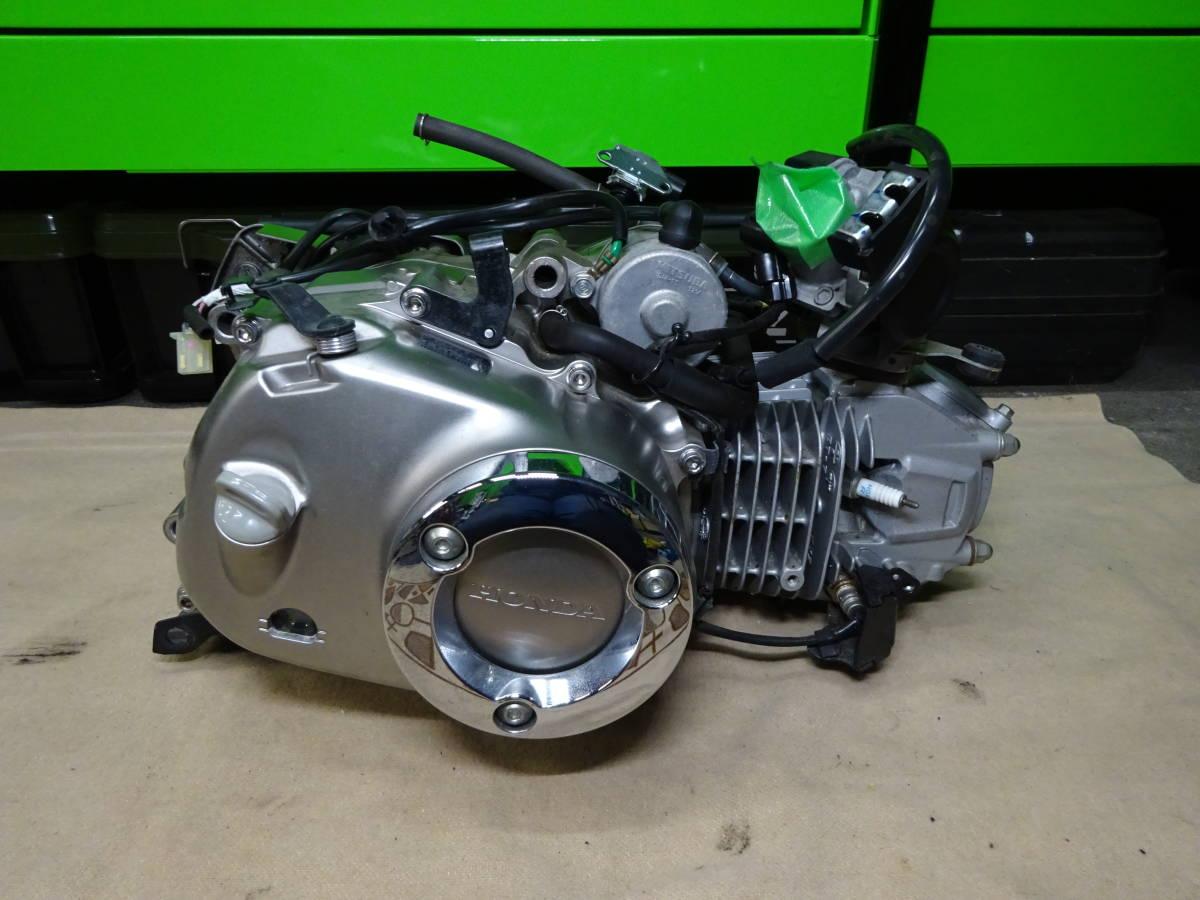モンキー125 ABS JB02 純正 実働エンジン 低走行 美品 検索 ABS Monkey 125 グロム GROM ヨシムラ 武川 Gクラフト OVER RACING