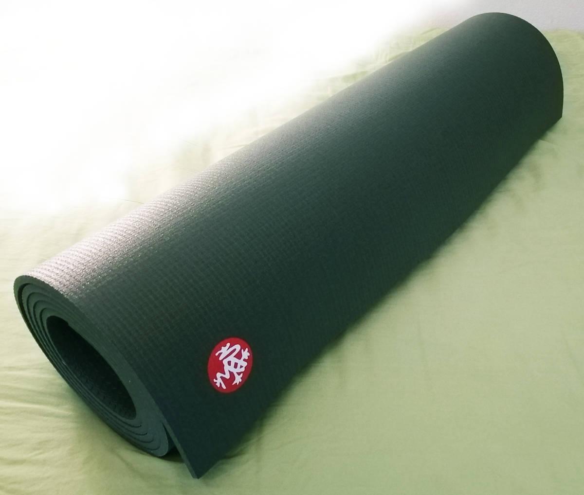 ヨガマット マンドゥカ Manduka 6mm プロスタンダード BM71 Pro Standard ブラックセージ Black Sage■除菌クリーニング済■長180×幅66cm