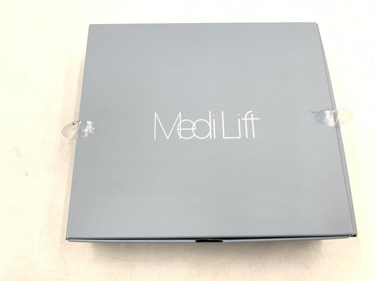 【未使用品】ヤーマン MediLift メディリフトプラス EPM-18BB 美顔器 美容 器具 エステ 家庭用